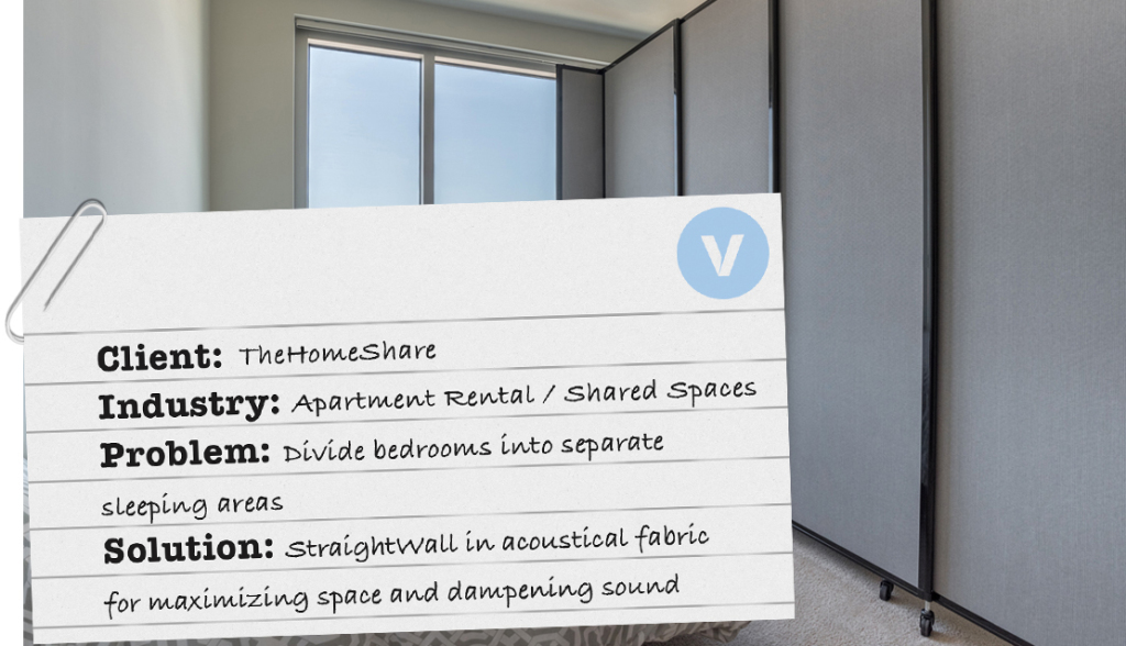 shared apartment dividers