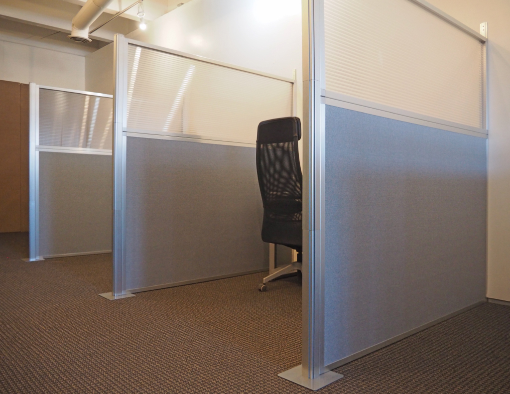 call center cubicle partitions
