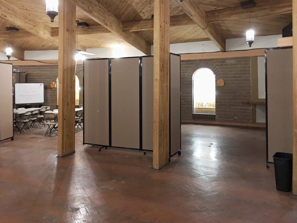 Church Classroom Partitions