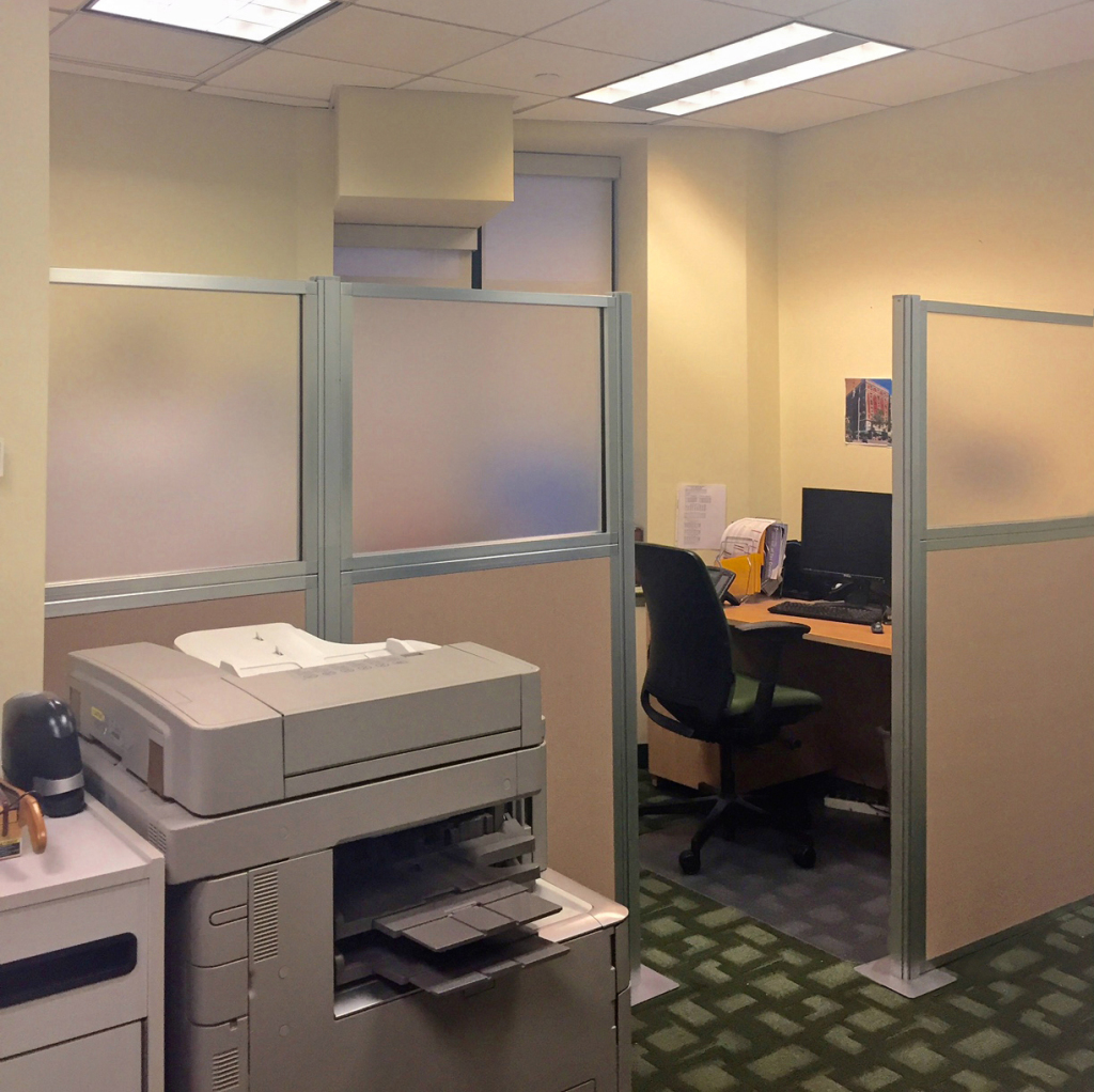 Versare Cubicle Partitions