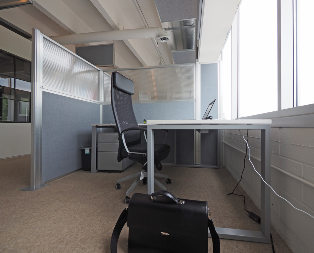 office workspace privacy