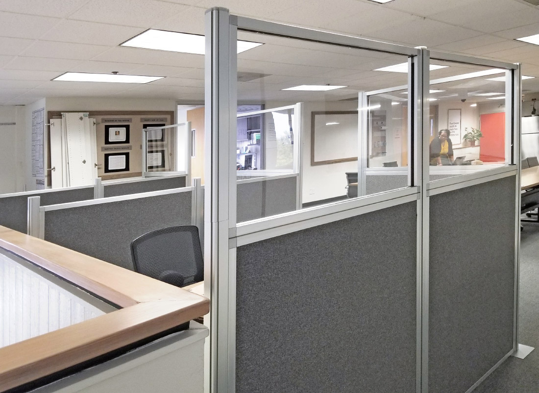 Hush Panel Cubicles System
