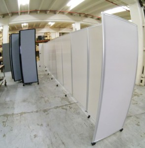 room dividers 360 custom