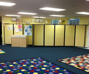 daycare partitions