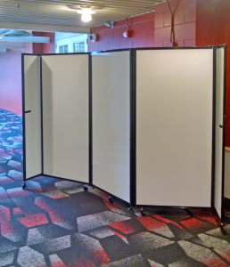 event center portable partition