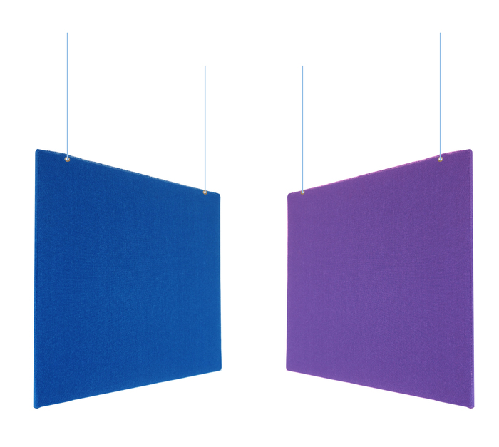 hanging acoustic panels