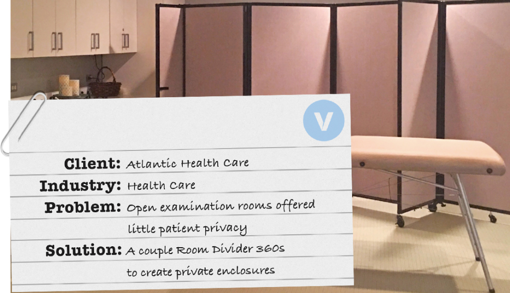 patient privacy partitions