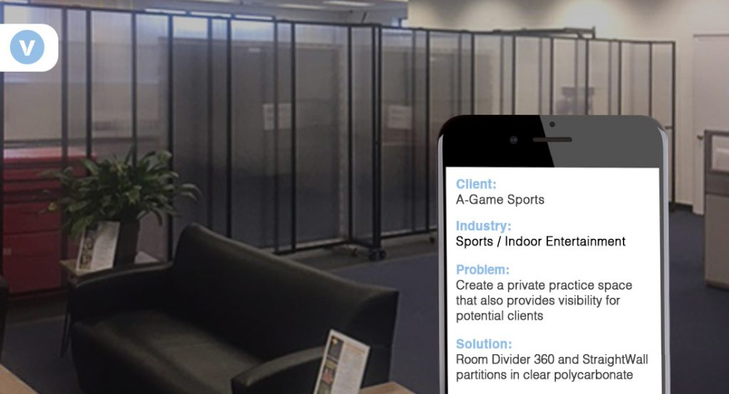 sports center partitions