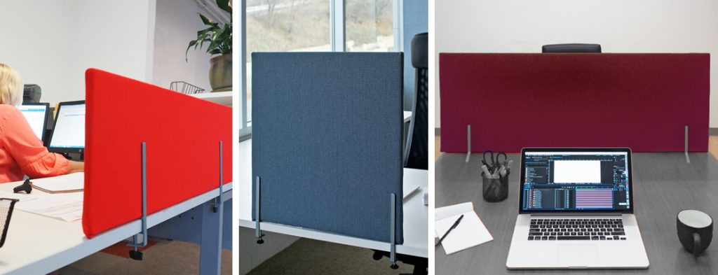 Desktop Privacy Acoustic Panels